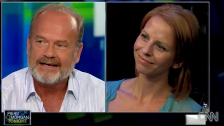 Kelsey Grammer talks about love and his messy divorce to Camille Grammer