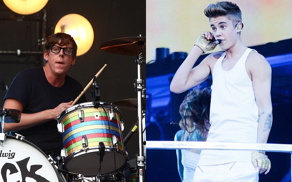 Bieber says Black Keys drummer should be slapped