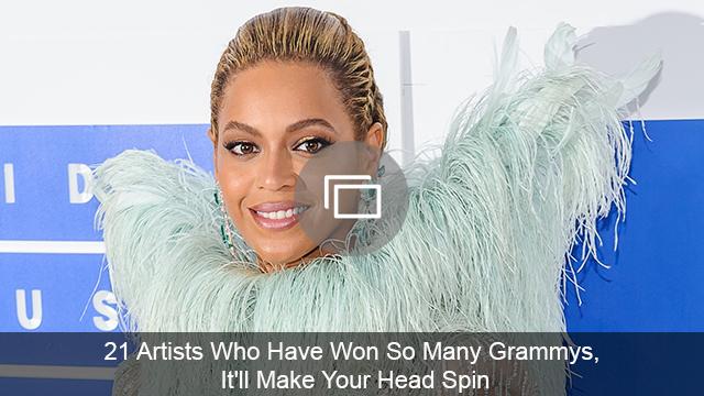 Grammy winners slideshow