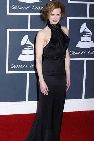 Nicole Kidman at the Grammy Awards