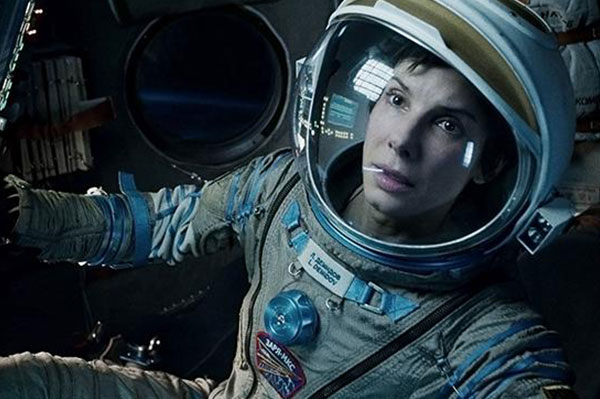 Gravity movie with Sandra Bullock | Sheknows.ca