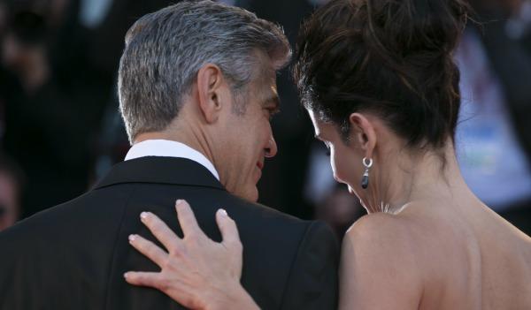 Sandra Bullock George Clooney
