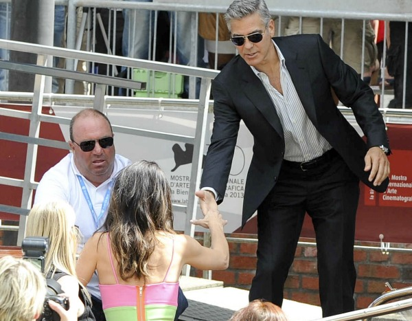George Clooney Sandra Bullock