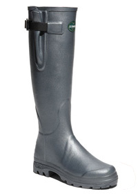 La Chameau Rubber Raint boot