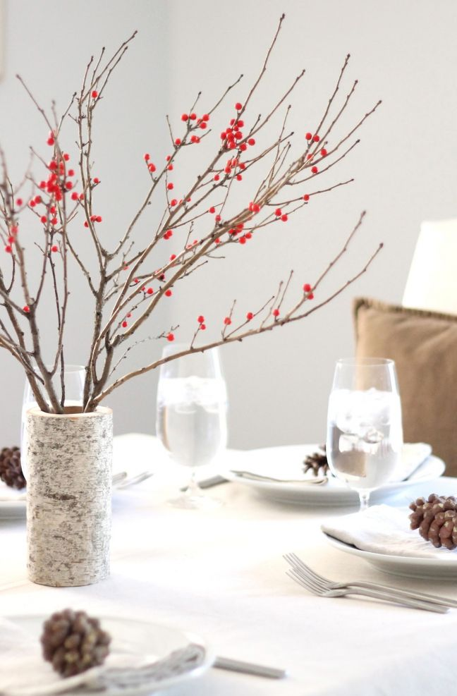 Decorating With Branches And Twigs.15 Stylish Ways To Decorate With Branches And Twigs Yes