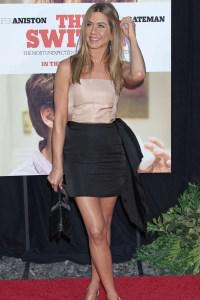 The Switch premiere: Jennifer Aniston and