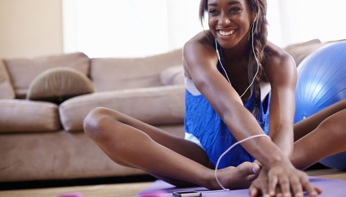 These Home Workout Apps Will Totally