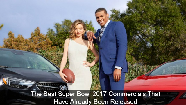Great Superbowl commercials 2017