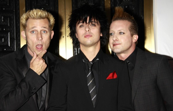 Green Day releases three new albums