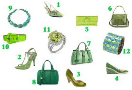 Green Fashions