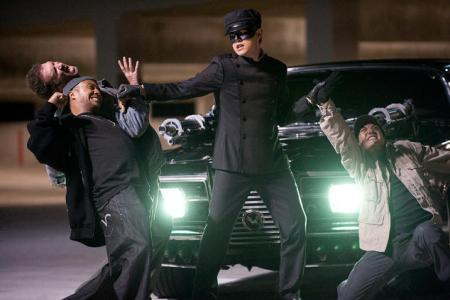 Jay Chou in The Green Hornet