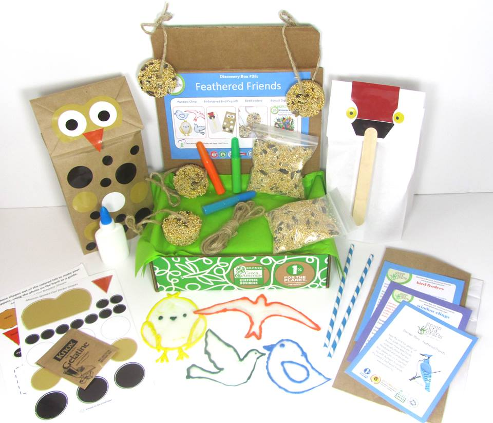 The Coolest Subscription Boxes for Kids Who Love Getting