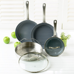 Todd English's GreenPan Grill Pan