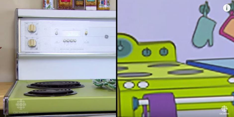Simpsons-kitchen-green-stove