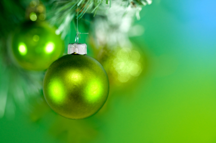 6 Ways To Decorate Green For Christmas Sheknows