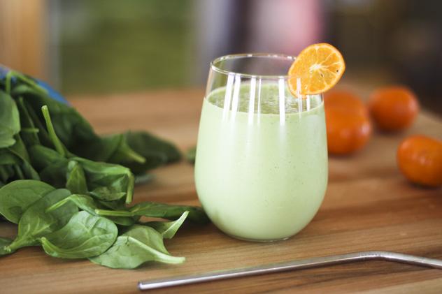 orange julius smoothie