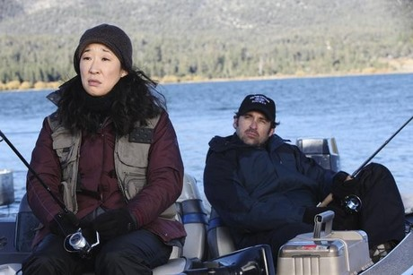Grey's Anatomy Adrift and at Peace