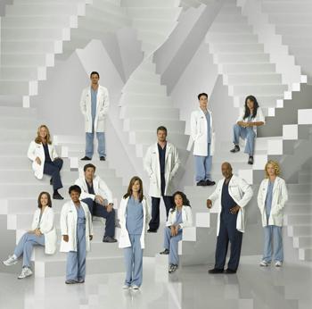 Grey's Anatomy looks pretty good for 100