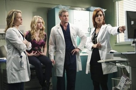 Grey's Anatomy and Private Practice join forces January 14