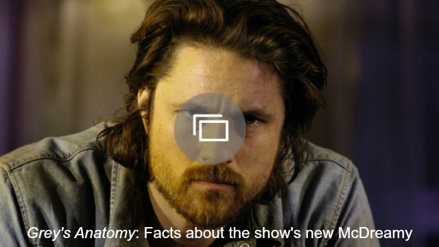 greys anatomy mcdreamy slideshow