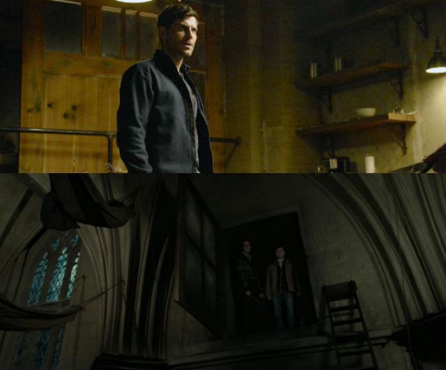Grimm Nick, Return to Hogwarts