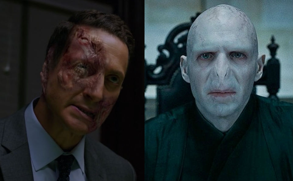 Sean Renard and Voldemort