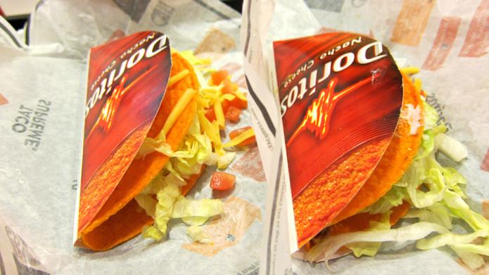 Um, yayz! Use Taco Bell's new