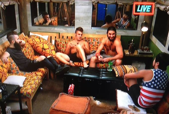 BB18 houseguests