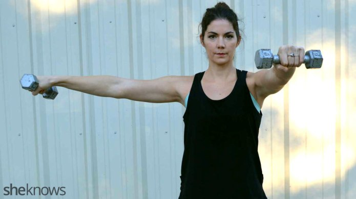 10 Weight lifting exercises for beginners