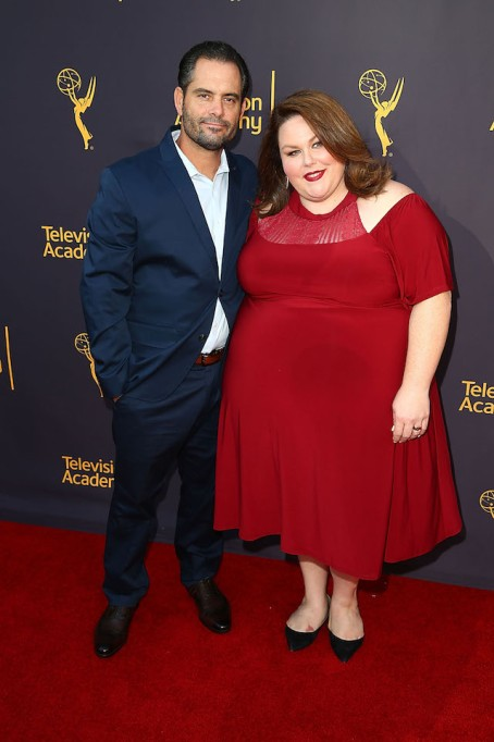 Chrissy Metz & Josh Stancil at the Television Academy's Words + Music