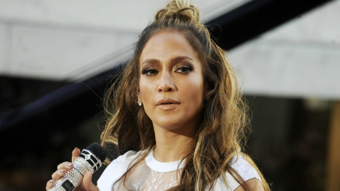 Jennifer Lopez clearly also wants the