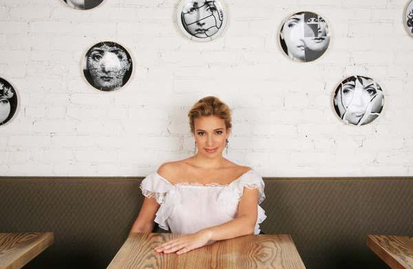 Iron Chef judge Donatella Arpaia spills