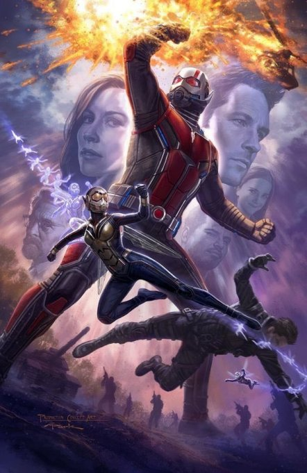 These Sequels & Trilogies Are Being Released in 2018: Ant-Man and the Wasp