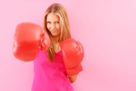 Try a boxing boot camp workout