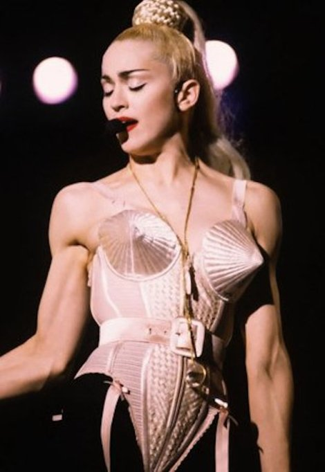 18 iconic images of Madonna over the years