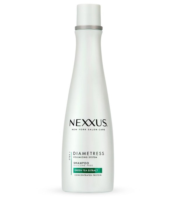 Best products for every hair type: Nexxus Diametress Volume Shampoo For Fine & Flat Hair | Hair care products 2017