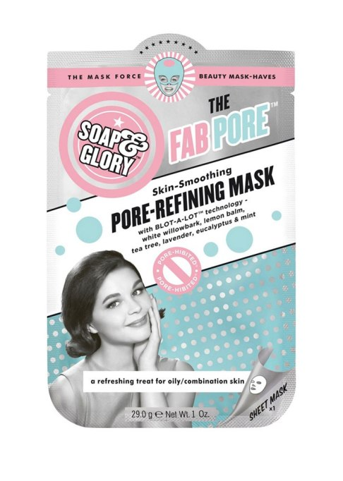 Soap and Glory The Fab Pore Pore-Refining Mask