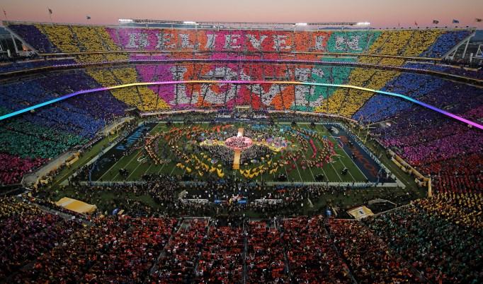Super Bowl 50 arena