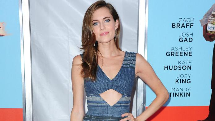 Allison Williams' dream just came true: