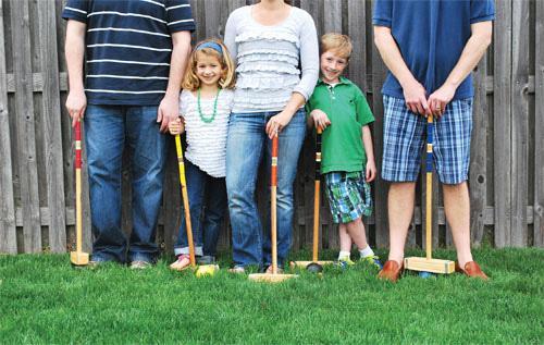 5 Outdoor games for family fun