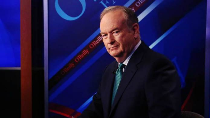 Bill O'Reilly Is Officially the Most