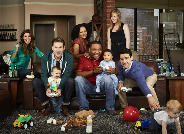 Guys with Kids heads to NBC this fall