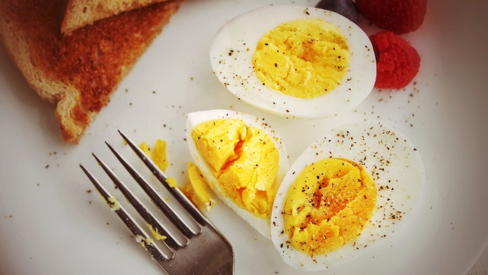 How to make the perfect hard-boiled