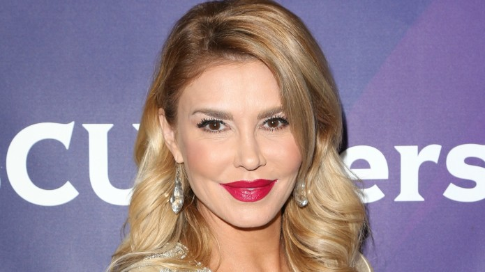 Brandi Glanville may want to keep