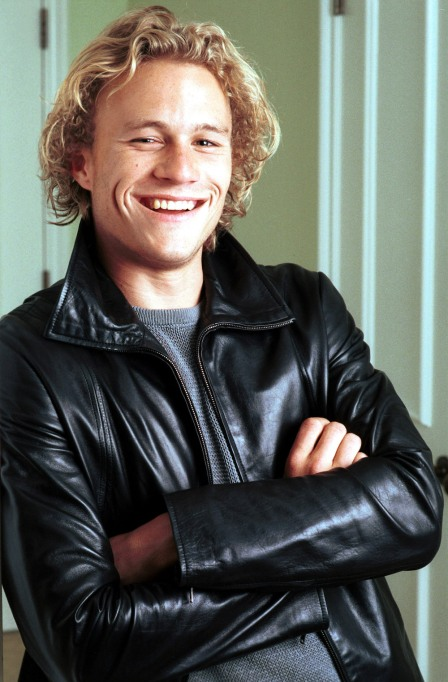 Heath Ledger June 2000
