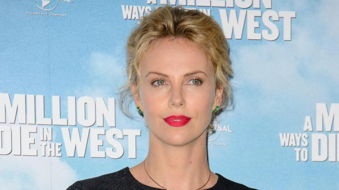 Charlize Theron wants Tia Mowry out