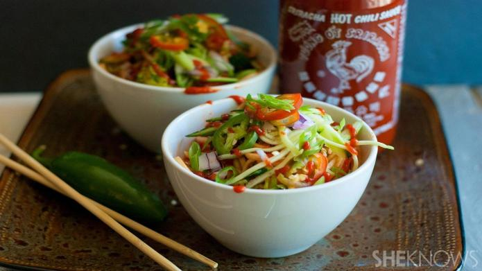 29 Sriracha-infused recipes to spice up