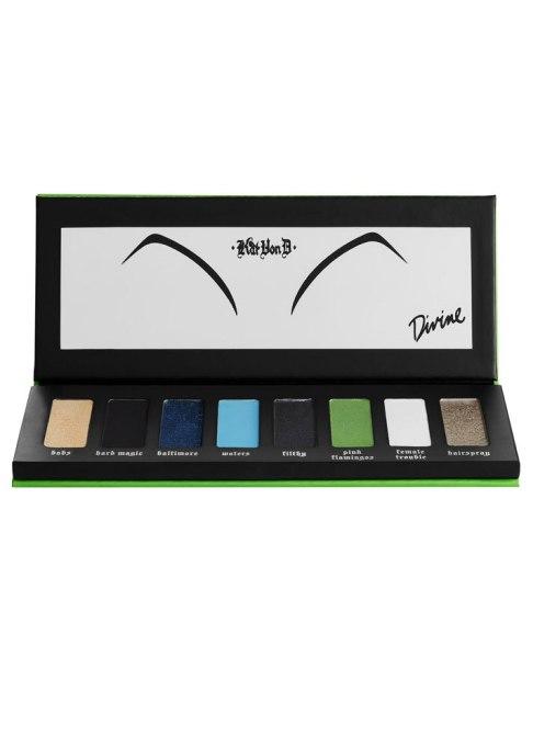 Kat Von D x Divine Eyeshadow Palette