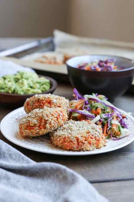 Fall veggie recipes: These sweet potato and parsnip fritters are delicious