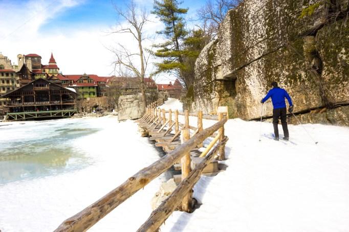 Active Winter Wellness Retreats | Mohonk Mountain House